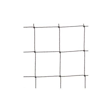 Siatka 10 m x 10 m (czarna) oczko 50 mm x 50 mm