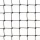Siatka 10 m x 10 m (czarna) oczko 19 mm x 19 mm